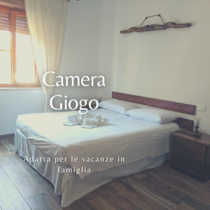 thumb_giogo1 Rooms Bed and breakfast a Capalbio