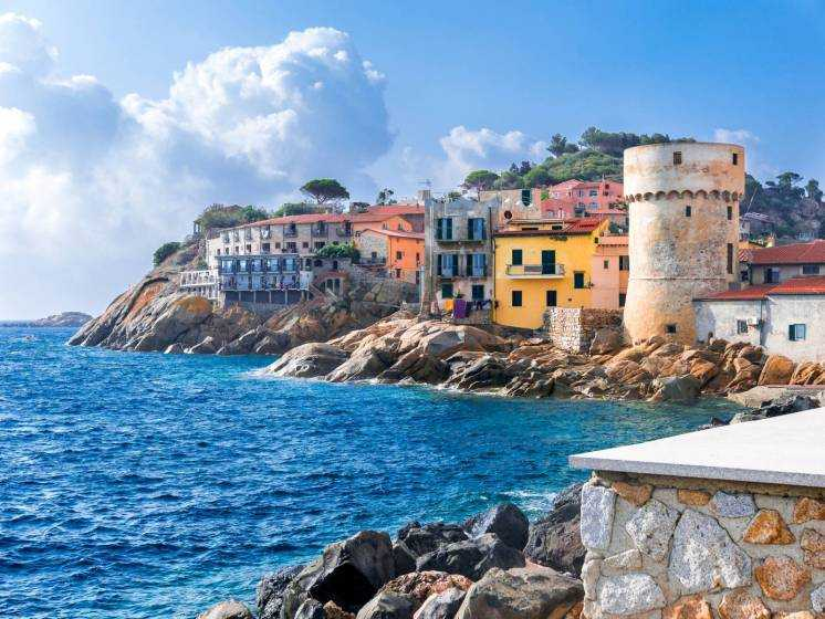 giglio_porto What to visit Bed and breakfast a Capalbio