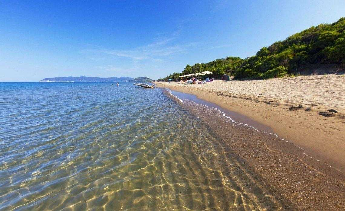 sotto-1 Spiagge in Maremma Bed and breakfast a Capalbio