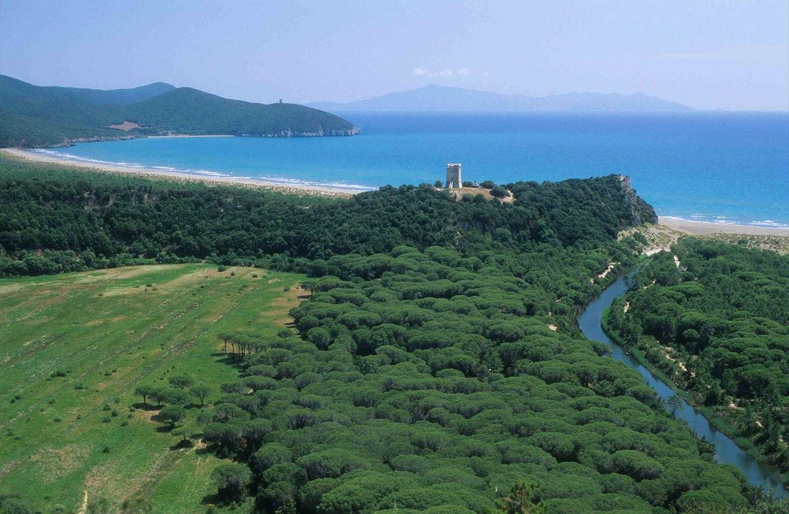 tour-parco-maremma What to visit Bed and breakfast a Capalbio